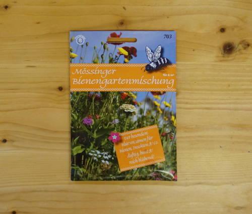 Produktbild Saatgut: Mössinger Bienengartenmischung