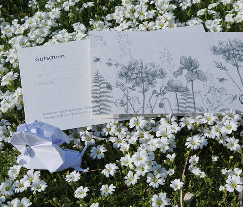 Produktbild Geschenkgutschein Print 30 Euro