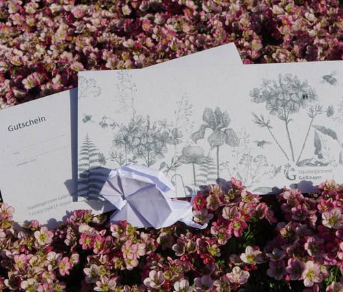 Produktbild Geschenkgutschein Print 50 Euro