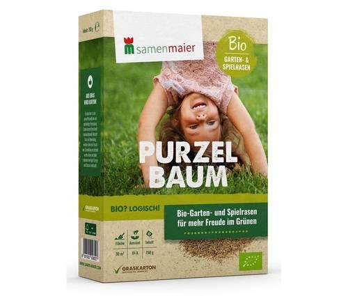 Produktbild Bio-Garten- und Spielrasen Purzelbaum