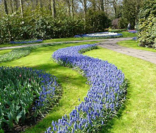 Produktbild Blaues Frühlingsband