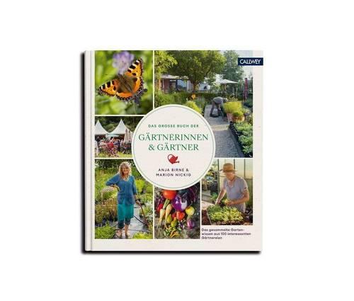 Produktbild Das große Buch der Gärtnerinnen & Gärtner