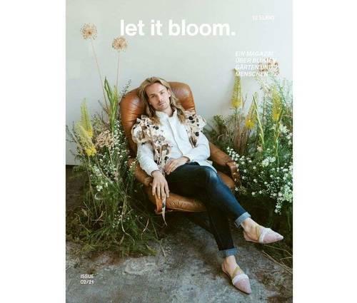 Produktbild let it bloom. Issue 02/21
