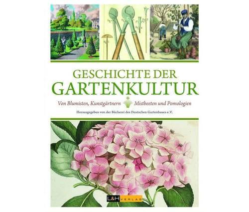 Produktbild Geschichte der Gartenkultur